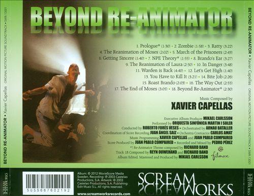 Beyond Re-Animator [Original Motion Picture Soundtrack]