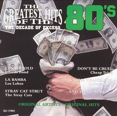 The Greatest Hits of the '80s, Vol. 6
