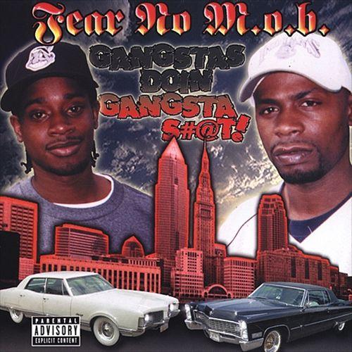 Gangstas Doin' Gangsta S#@t!