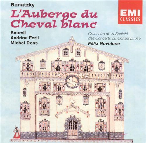Benatzky: L'Auberge du Cheval blanc