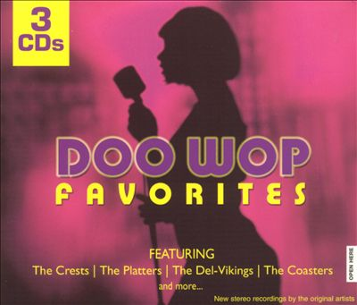 Doo Wop Favorites [Box Set]