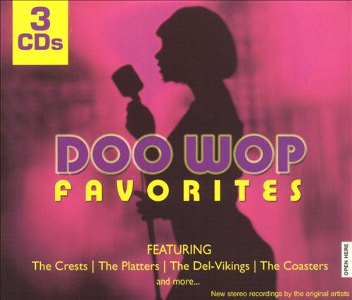 Doo Wop Favorites [Box Set]