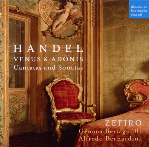 Handel: Venus & Adonis - Cantatas & Sonatas