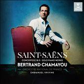 Saint-Saëns: Piano Concertos 2 & 5; Solo Piano Works