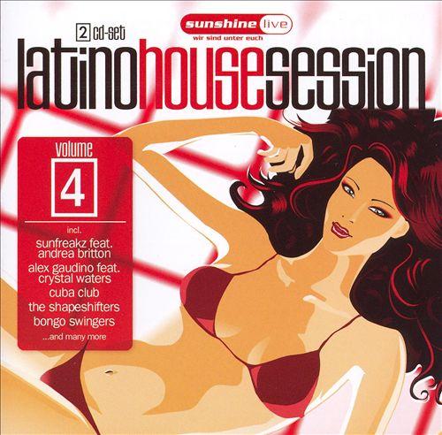 Latino House Session, Vol. 4