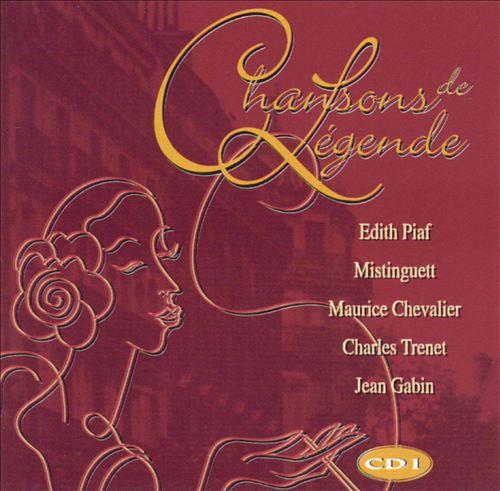 Chansons de Légende, Vol. 1 [Disky 864522]