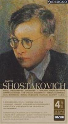 Dimitri Shostakovich [Box] [Germany]