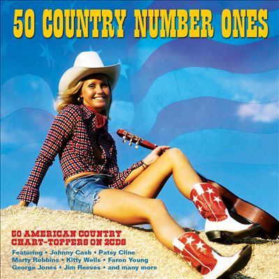 50 Country Number Ones [Not Now]