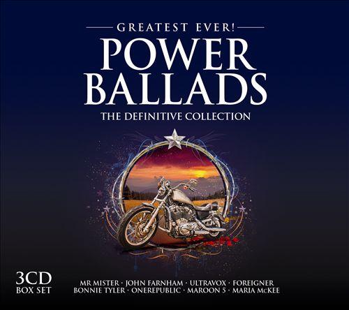 Greatest Ever! Power Ballads [2015]