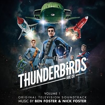 Thunderbirds Are Go, Vol. 1 [Original TV Soundtrack]