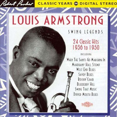Swing Legends: 24 Classic Hits, 1936-1950