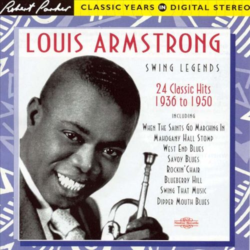 Swing Legends: 24 Classic Hits, 1936-1950