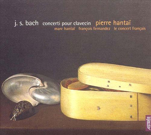 Bach: Concerti pour clavecin