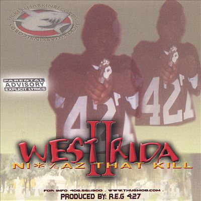 D.A.P. Presents West Rida, Vol. 2