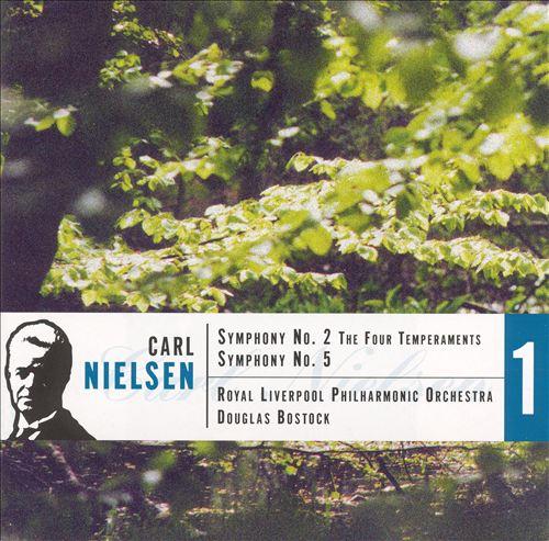 Nielsen: Symphonies Nos. 2 & 5