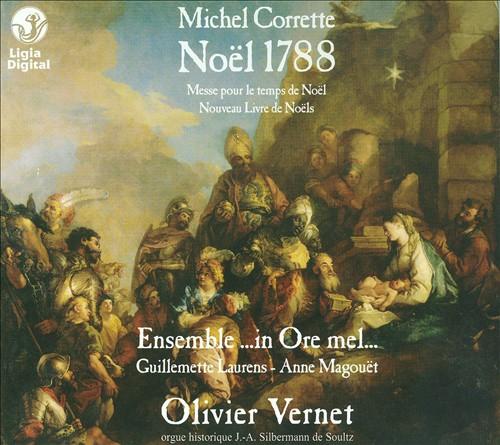 Michel Corrette: Noël 1788