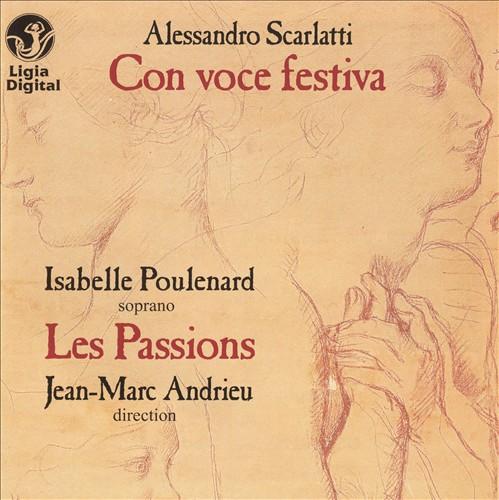 Scarlatti: Con voce festiva