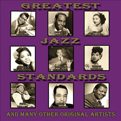 Greatest Jazz Standards [AAO Music]