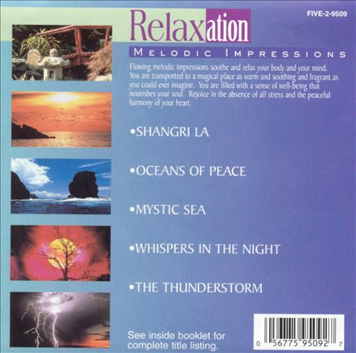 Relaxation, Vol. 1