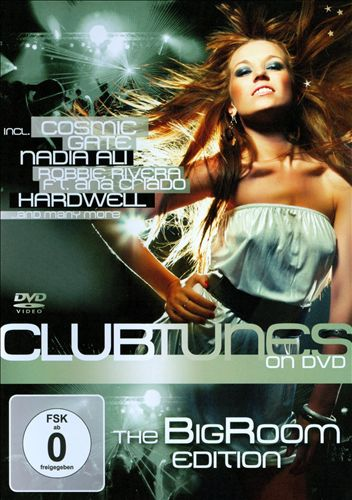 Clubtunes On DVD: The Big Room Edition