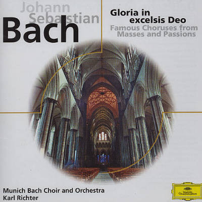 Bach: Gloria in excelsis Deo [Canada]