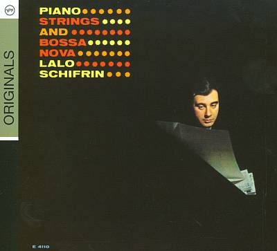 Piano, Strings and Bossa Nova