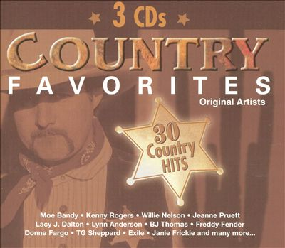 Country Favorites [Madacy Box 2003]