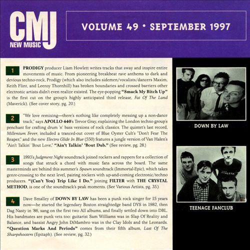 CMJ New Music, Vol. 49
