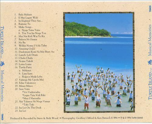 Turtle Island: Fiji - Musical Memories