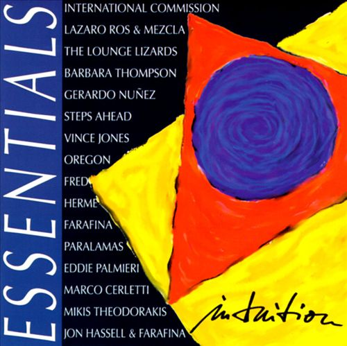 Essentials [Intuition]