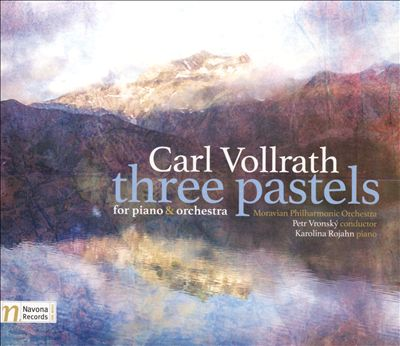 Carl Vollrath: Three Pastels