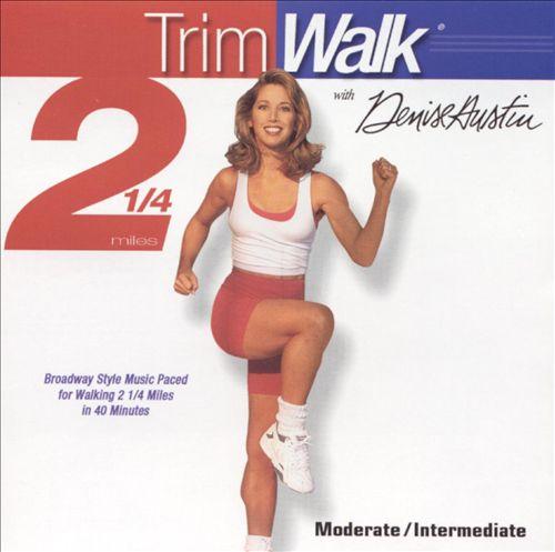 Denise Austin's: Trim Walk: Moderate/Intermediate