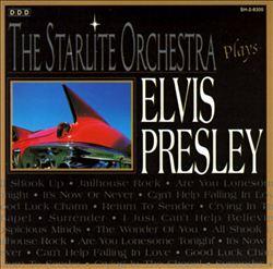 Starlite Orchestra Plays Elvis Presley