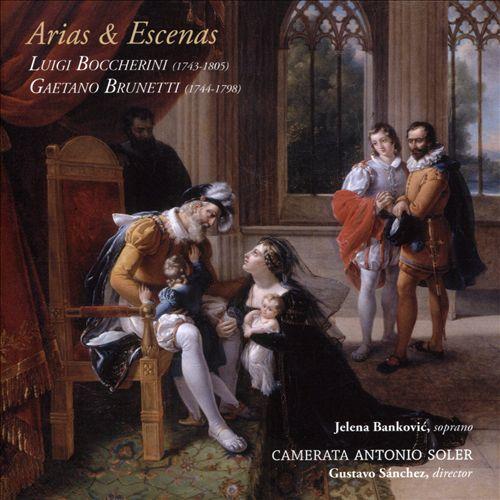 Boccherini: Arias & Escenas