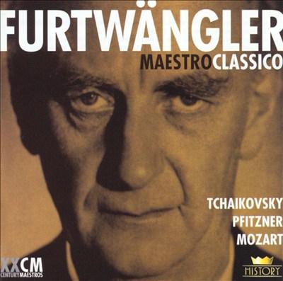 Furtwängler: Maestro Classico, Disc 1