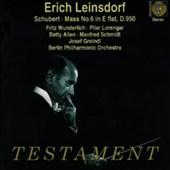 Schubert: Mass, No. 6 In E Flat, D.950, Etc.