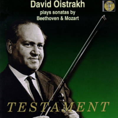 David Oistrakh Plays Violin Sonatas By Beethoven & Mozart