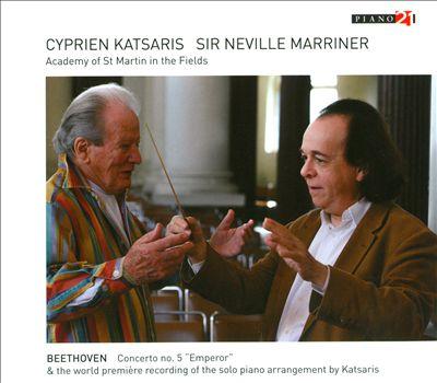 """Beethoven: Concerto No. 5 """"Emperor"""""""