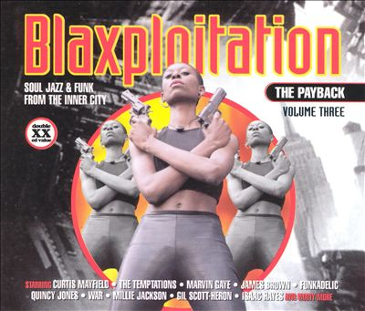 Blaxploitation: The Payback, Vol. 3