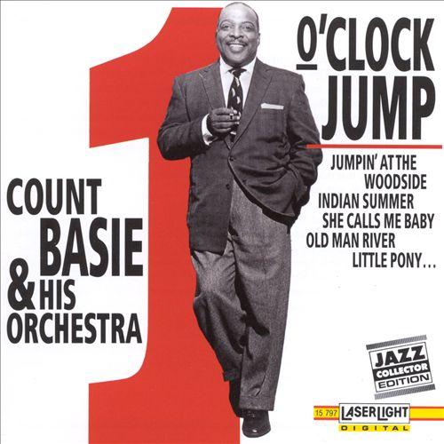 One O'Clock Jump [Laserlight]