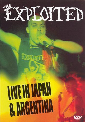 Live In Japan & Argentina