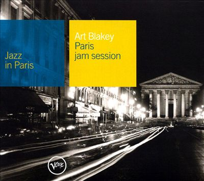 Paris Jam Session