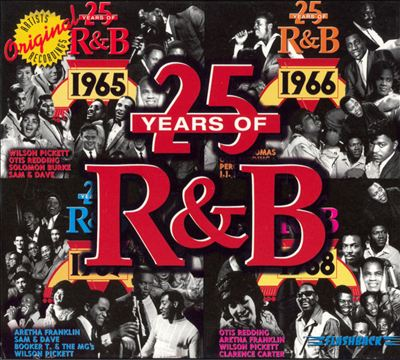 25 Years of R&B