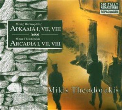 Arcadia I, VII, VIII
