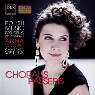 Polish Music for Cello and Strings
