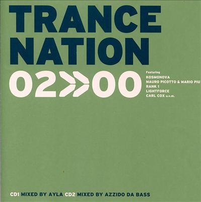 Trance Nation, Vol. 2: 2000
