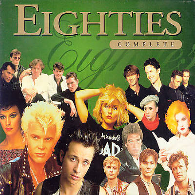 Eighties Complete, Vol. 1-3