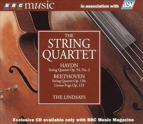 The String Quartet: Haydn, Beethoven