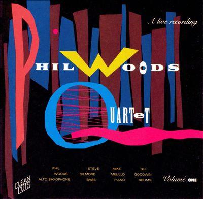 Phil Woods Quartet, Live, Vol. 1