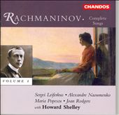 Rachmaninov: Complete Songs, Vol. 1